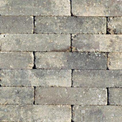 Excluton - Waalformaat Getrommeld - 20x5x7cm - Giallo