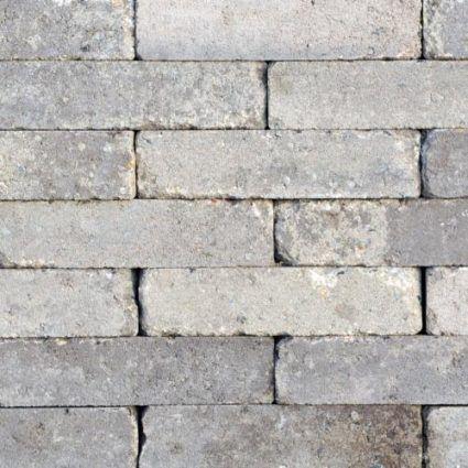 Excluton - Waalformaat Getrommeld - 20x5x7cm - Ivory