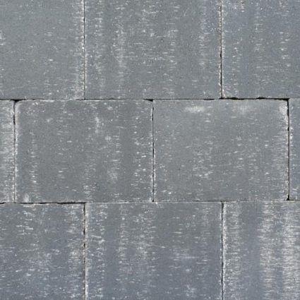 Excluton - Abbeystones - 30x40x6cm - Nero