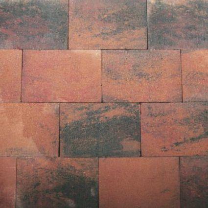 Excluton - Abbeystones - 20x30x6cm - Zomerbont