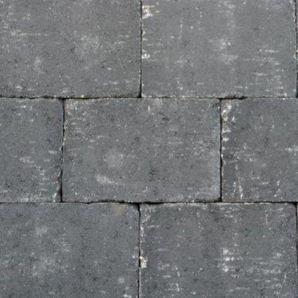 Excluton - Abbeystones - 20x30x6cm - Nero