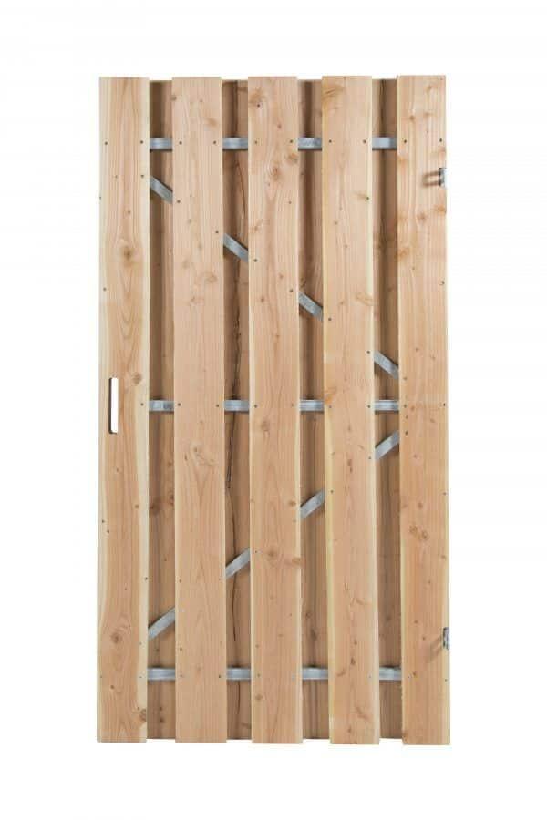 Carpgarant - Douglas deur ruw - 180x100cm