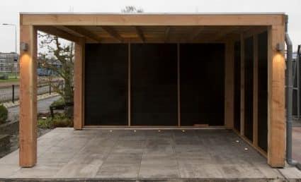 Carpgarant - Douglas Overkapping bouwpakket excellent - 300x400 cm