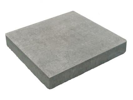 Kijlstra - Betontegel met facet - 50x50x4cm - Grijs